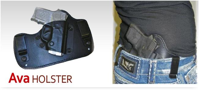Pistol Pack'n Mama